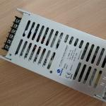 POWER SUPPLY RUNNING TEXT SLIM 5V-40A